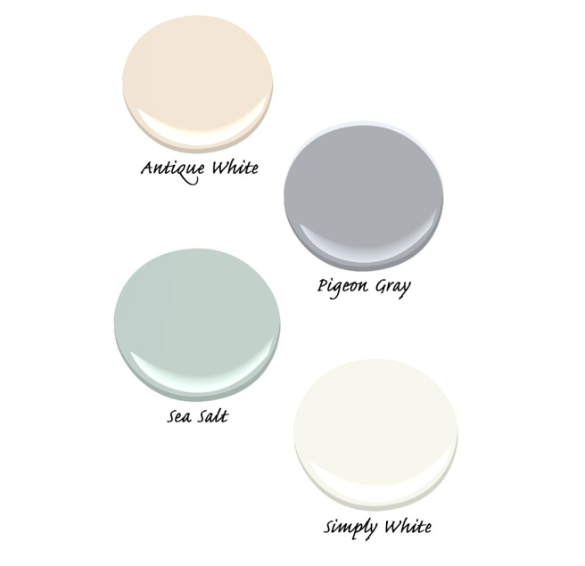 Creating a Home Color Palette
