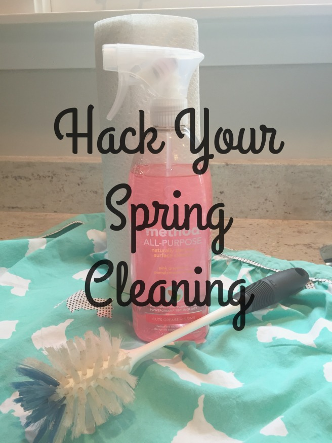 Hack Your Spring Cleaning