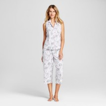 Laura Ashley - Capri Pajama Set