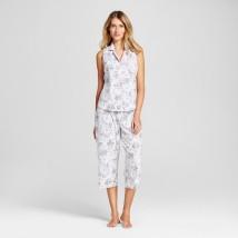 Laura Ashley - Capri Pajama Set