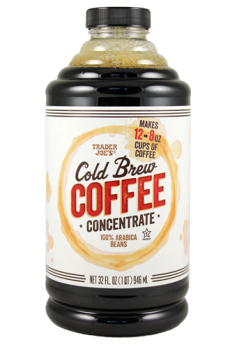 Trader Joe's Cold Brew Concentrate